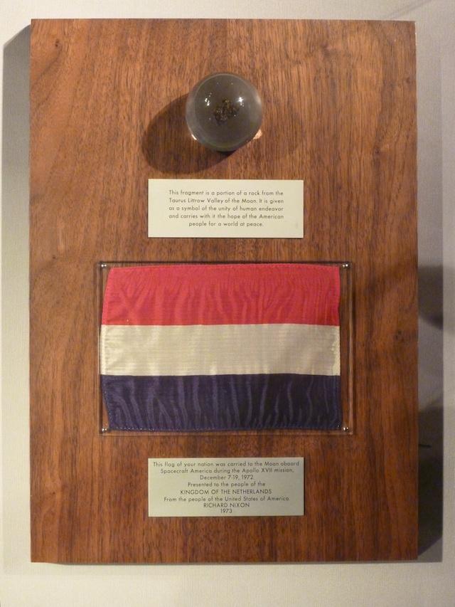 Plaque Apollo 17