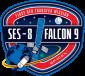 Falcon-9_SES-8_mission-patch