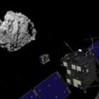 Rosetta & Philae landing impression