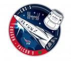 CRS-5 Mission patch