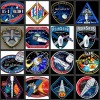 SpaceX patches