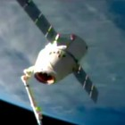 CRS-4 Dragon release