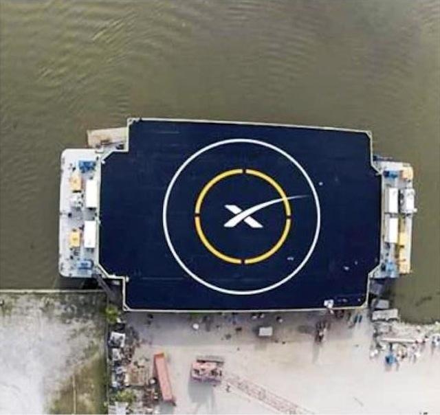 SpaceX barge, Autonomous Spaceport Drone Ship